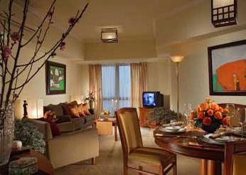 Somerset Hanoi Room